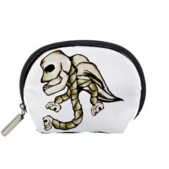 Angel Skull Accessories Pouch (Small)