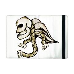 Angel Skull Apple Ipad Mini 2 Flip Case
