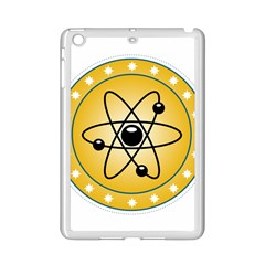 Atom Symbol Apple iPad Mini 2 Case (White)
