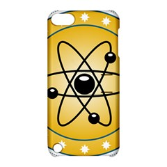 Atom Symbol Apple Ipod Touch 5 Hardshell Case With Stand