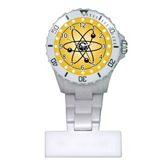 Atom Symbol Nurses Watch