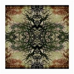 Winter Colors Collage Glasses Cloth (Medium, Two Sided)