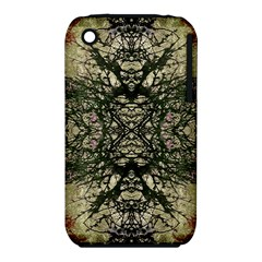 Winter Colors Collage Apple Iphone 3g/3gs Hardshell Case (pc+silicone)