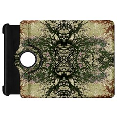 Winter Colors Collage Kindle Fire HD 7  (1st Gen) Flip 360 Case