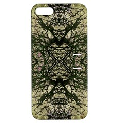 Winter Colors Collage Apple Iphone 5 Hardshell Case With Stand