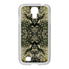 Winter Colors Collage Samsung GALAXY S4 I9500/ I9505 Case (White)