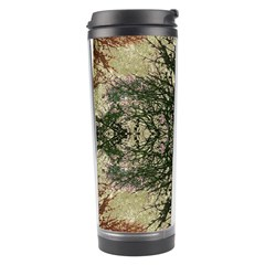 Winter Colors Collage Travel Tumbler