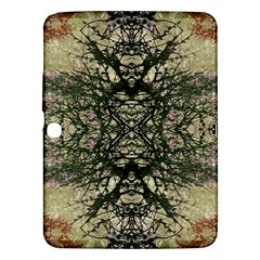 Winter Colors Collage Samsung Galaxy Tab 3 (10 1 ) P5200 Hardshell Case