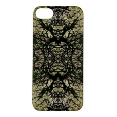 Winter Colors Collage Apple iPhone 5S Hardshell Case