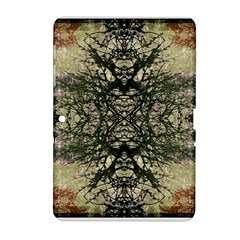 Winter Colors Collage Samsung Galaxy Tab 2 (10.1 ) P5100 Hardshell Case