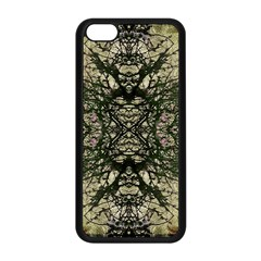 Winter Colors Collage Apple iPhone 5C Seamless Case (Black)