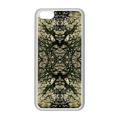 Winter Colors Collage Apple iPhone 5C Seamless Case (White)