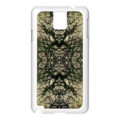 Winter Colors Collage Samsung Galaxy Note 3 N9005 Case (White)