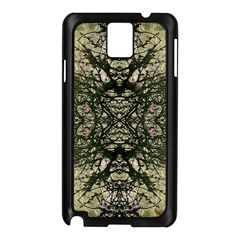 Winter Colors Collage Samsung Galaxy Note 3 N9005 Case (Black)
