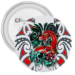 Tribal Dragon 3  Button