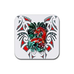 Tribal Dragon Drink Coasters 4 Pack (square)