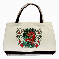 Tribal Dragon Classic Tote Bag