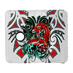 Tribal Dragon Samsung Galaxy S  III Flip 360 Case