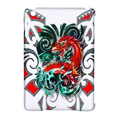 Tribal Dragon Apple iPad Mini Hardshell Case (Compatible with Smart Cover)