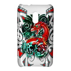 Tribal Dragon Nokia Lumia 620 Hardshell Case