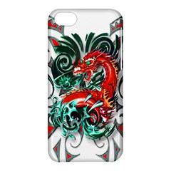 Tribal Dragon Apple iPhone 5C Hardshell Case