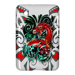 Tribal Dragon Samsung Galaxy Tab 2 (7 ) P3100 Hardshell Case