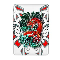 Tribal Dragon Samsung Galaxy Tab 2 (10.1 ) P5100 Hardshell Case