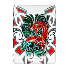 Tribal Dragon Samsung Galaxy Note 10 1 (p600) Hardshell Case