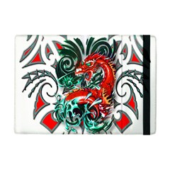 Tribal Dragon Apple iPad Mini 2 Flip Case