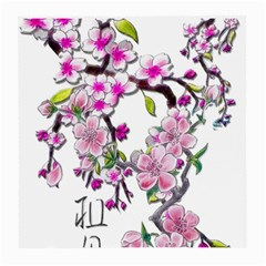Cherry Bloom Spring Glasses Cloth (medium)