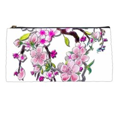 Cherry Bloom Spring Pencil Case