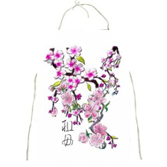 Cherry Bloom Spring Apron