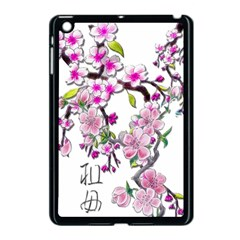 Cherry Bloom Spring Apple iPad Mini Case (Black)