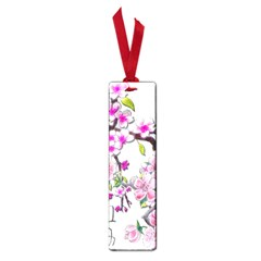 Cherry Bloom Spring Small Bookmark