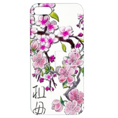 Cherry Bloom Spring Apple Iphone 5 Hardshell Case With Stand