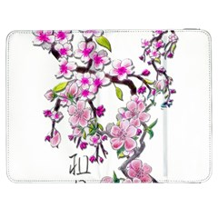 Cherry Bloom Spring Samsung Galaxy Tab 7  P1000 Flip Case