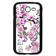 Cherry Bloom Spring Samsung Galaxy Grand DUOS I9082 Case (Black)