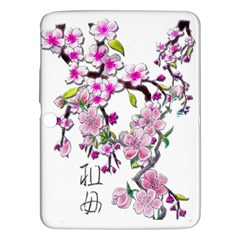Cherry Bloom Spring Samsung Galaxy Tab 3 (10.1 ) P5200 Hardshell Case