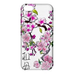 Cherry Bloom Spring Apple Iphone 5c Hardshell Case