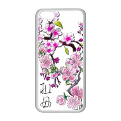 Cherry Bloom Spring Apple Iphone 5c Seamless Case (white)