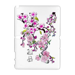 Cherry Bloom Spring Samsung Galaxy Note 10.1 (P600) Hardshell Case