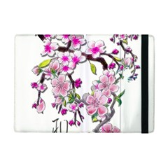 Cherry Bloom Spring Apple iPad Mini 2 Flip Case