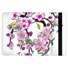 Cherry Bloom Spring Apple Ipad Air Flip Case