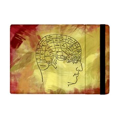 Brain Map Apple Ipad Mini Flip Case