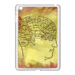 Brain Map Apple Ipad Mini Case (white)
