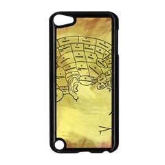 Brain Map Apple Ipod Touch 5 Case (black)