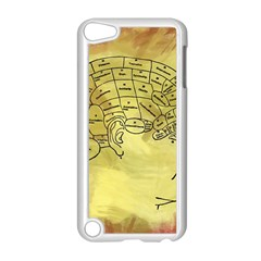 Brain Map Apple Ipod Touch 5 Case (white)