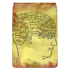 Brain Map Removable Flap Cover (Large)