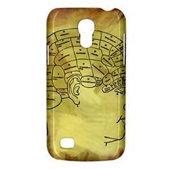 Brain Map Samsung Galaxy S4 Mini (gt I9190) Hardshell Case