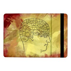 Brain Map Samsung Galaxy Tab Pro 10 1  Flip Case